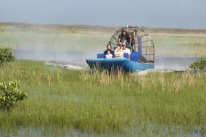 Everglades rides