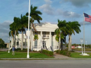 City Hall of Everglades