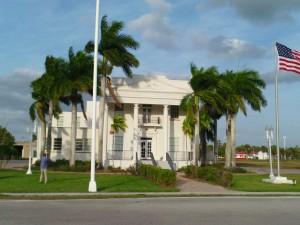 City Hall of Everglades